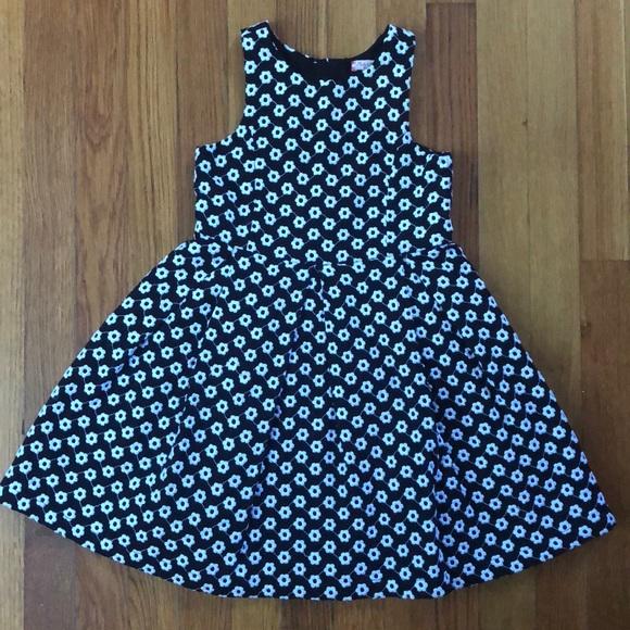 88ee1f587038 ruby & bloom Dresses | Ruby Bloom Black White Lined Dress | Poshmark